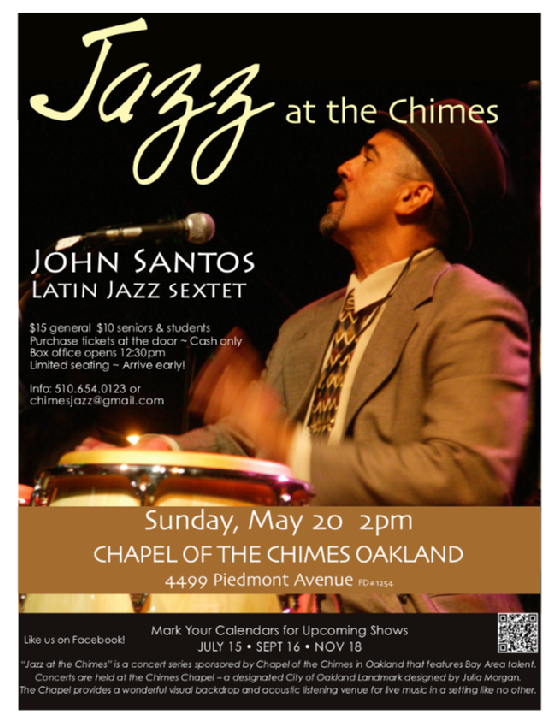 Jazz at the Chimes 5-20-12
