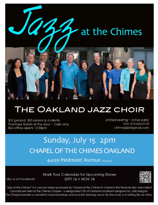 Jazz at the Chimes July 2012
