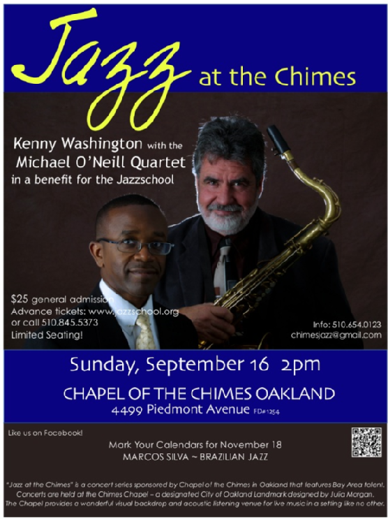 Jazz at the Chimes - 9-16-12