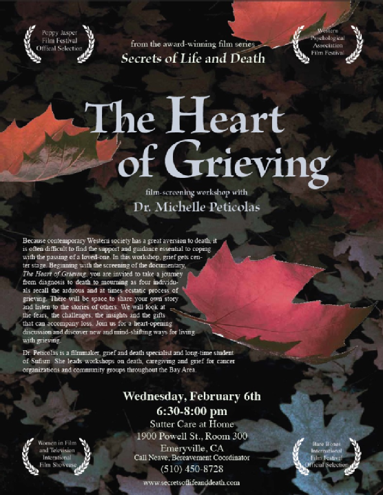 The Heart of Grieving